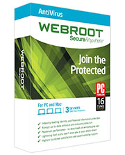 Webroot coupon