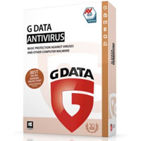 G DATA Antivirus coupon