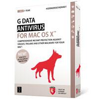 G DATA for Mac OS coupon