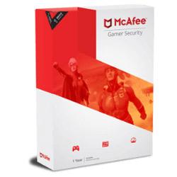 McAfee Gamer Security coupon