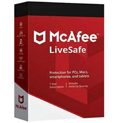 McAfee LiveSafe reviews