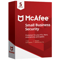 McAfee Small Business Security reviews